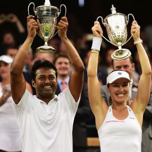 Diamant India Hingis Paes