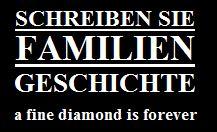 Diamant Slogans Familiengeschichte