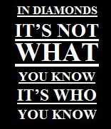 Diamant who you know