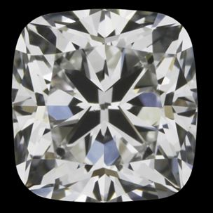 Diamant Schliff Cushion foto