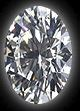 Diamant Schliff OV foto