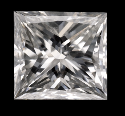 Diamant Schliff Princess foto