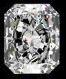 Diamant Schliff Radiant foto