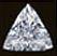 Diamant Schliff Troidia foto