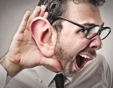 Diamant Schulung Zuhören