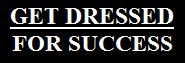 Diamant Slogan get dressed for success