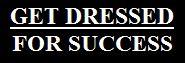Diamant Slogan get dressed for success