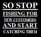 Diamant Slogan stop fishing
