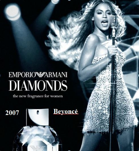 Diamond Dream Beyoncé 2007
