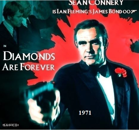 Diamond Dream Bond 1971