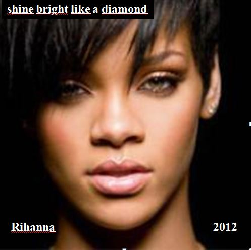 Diamond Dream Rihanna bright 2012