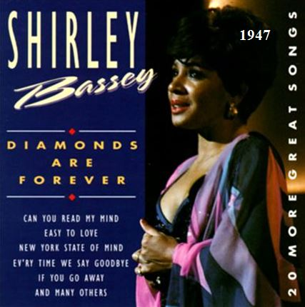 Diamond Dream Shirley Bassey 1947